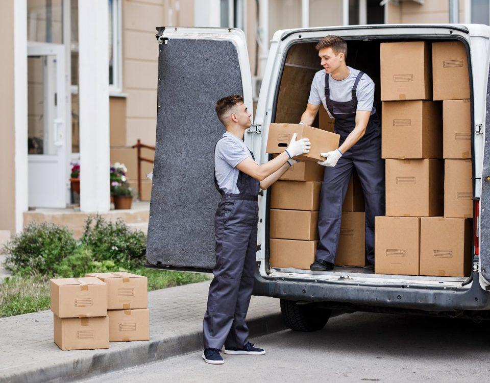le service d'un déménageur à Aix-en-Provence